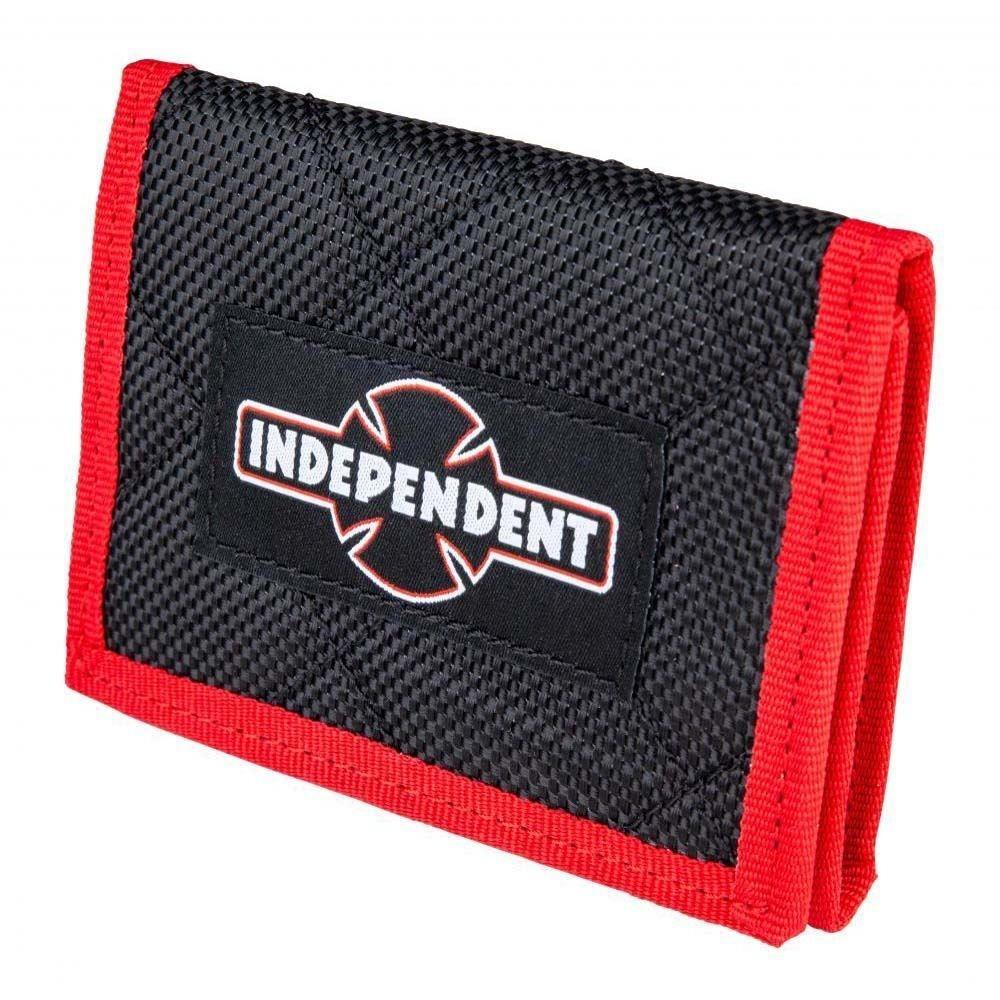 WALLET DUAL PINLINE O.G.B.C BLACK INDEPENDENT