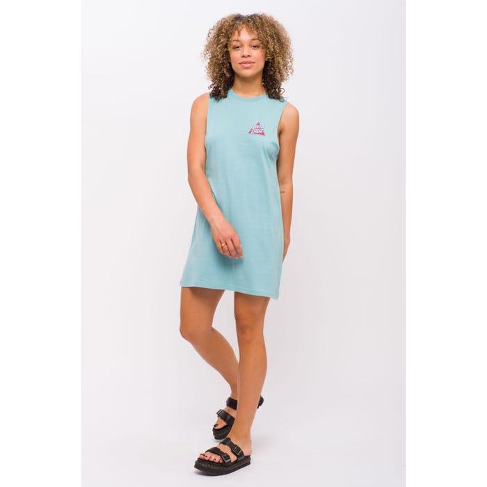 DRESS NOT A DOT MINERAL BLUE SANTA CRUZ
