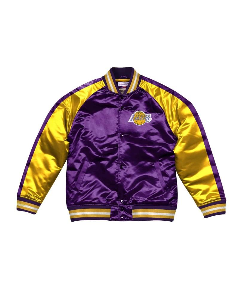 ANGELES LAKERS JACKET NBA MITCHELL&NESS