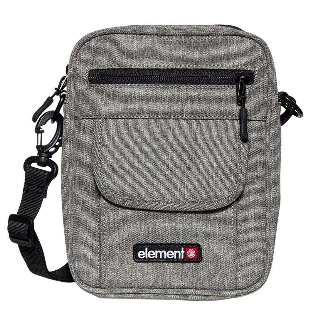ROAD BAG GREY HEATHER ELEMENT