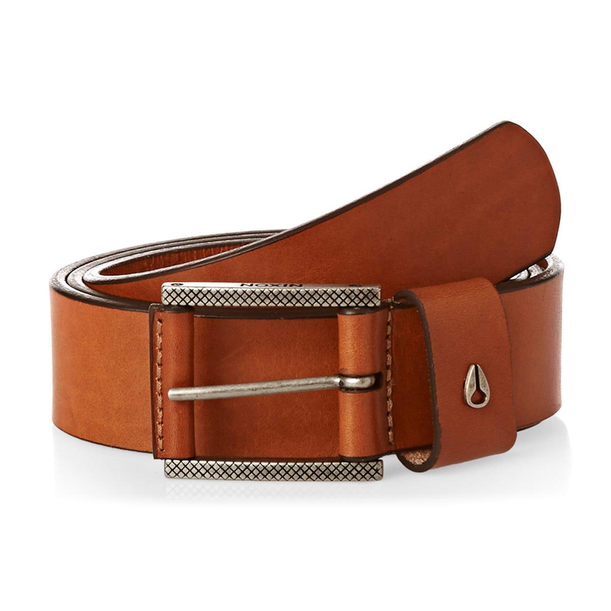 Americana Belt II Saddle Large NIXON