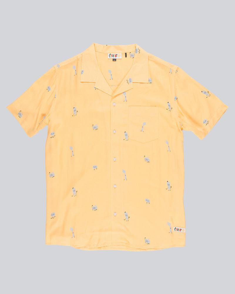 CAMISA ELEMENT YAWYD BANANA