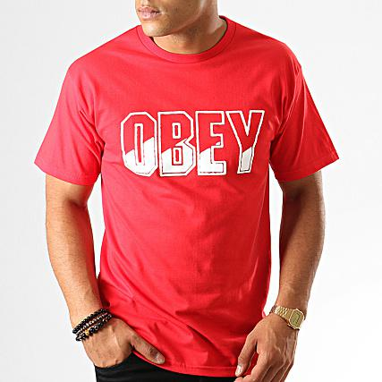 BLOCK BUSTER RED OBEY
