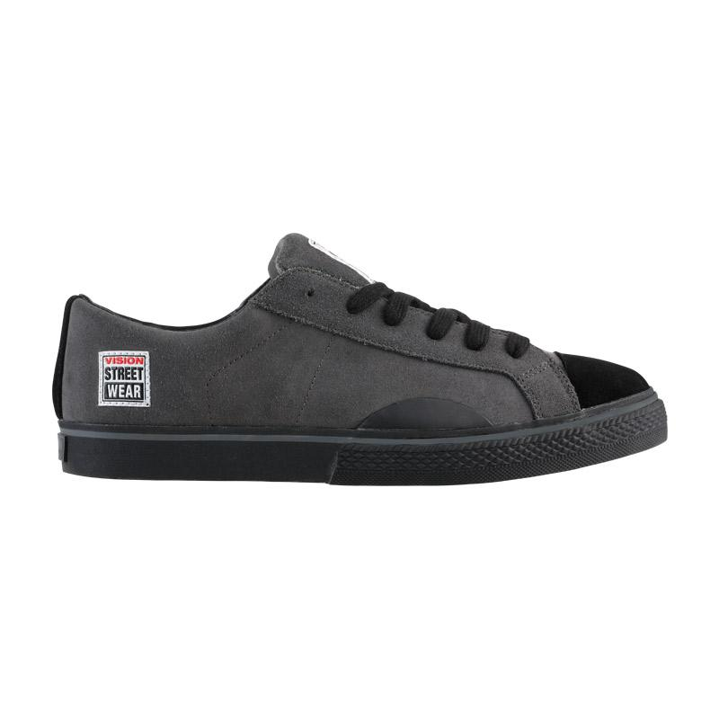 VISION SHOE DARK GREY
