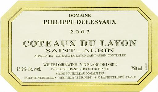 Domaine Philippe Delesvaux
