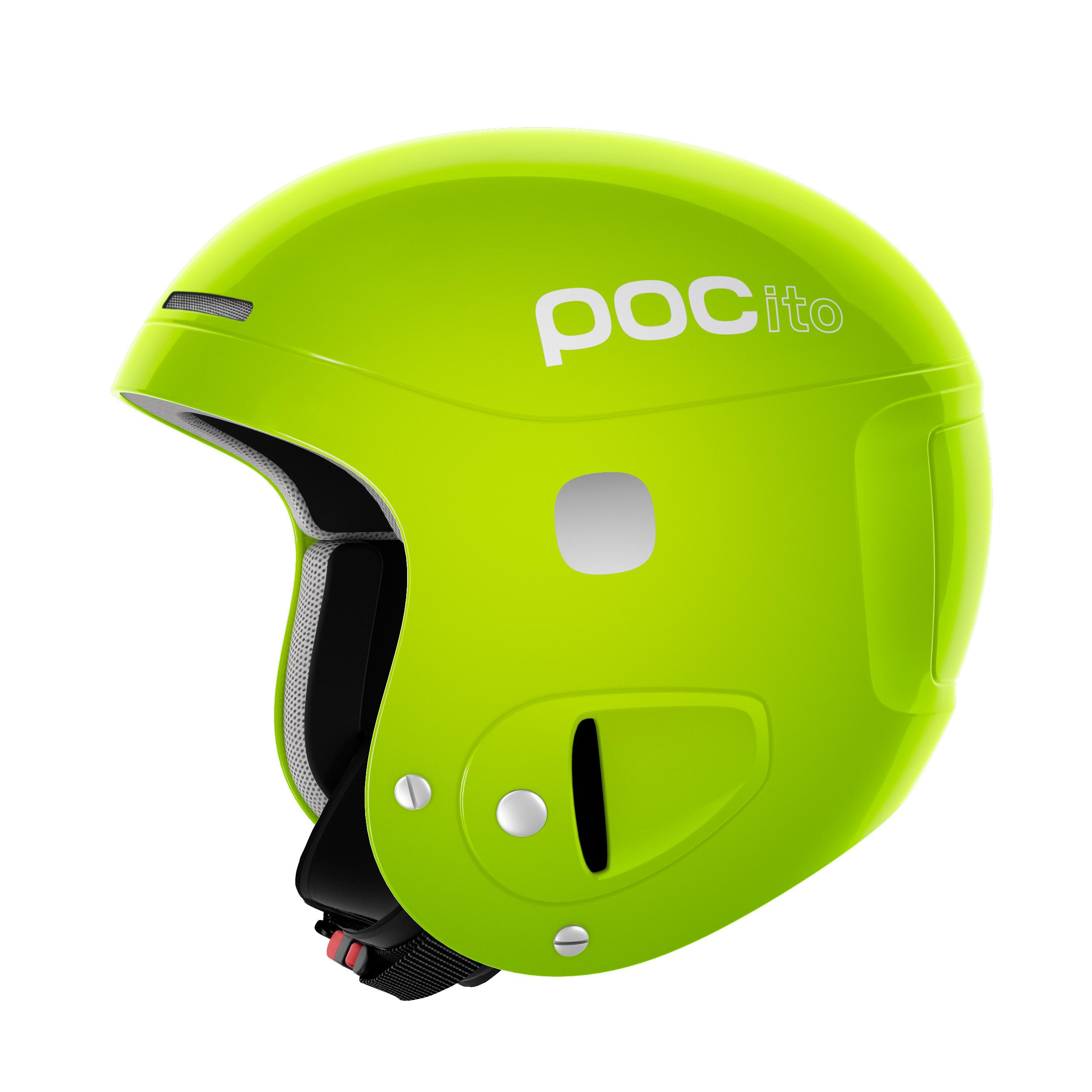 POCito Skull Fluorescent Yellow/Green