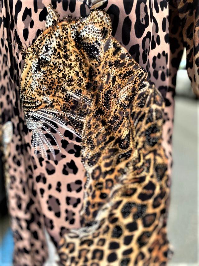 bluson animal print tatu tosnac.com