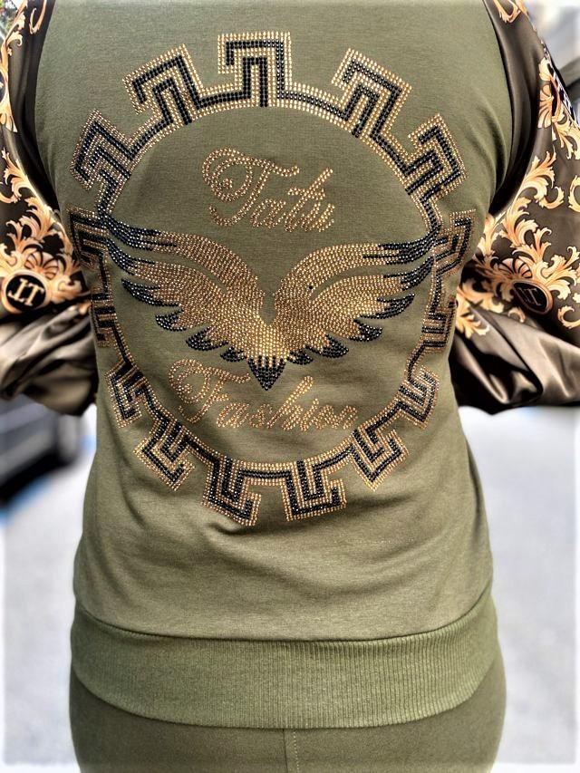 chandal mangas raso tatu tosnac.com