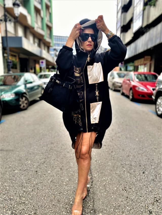 chaqueta colita paparazzi fashion