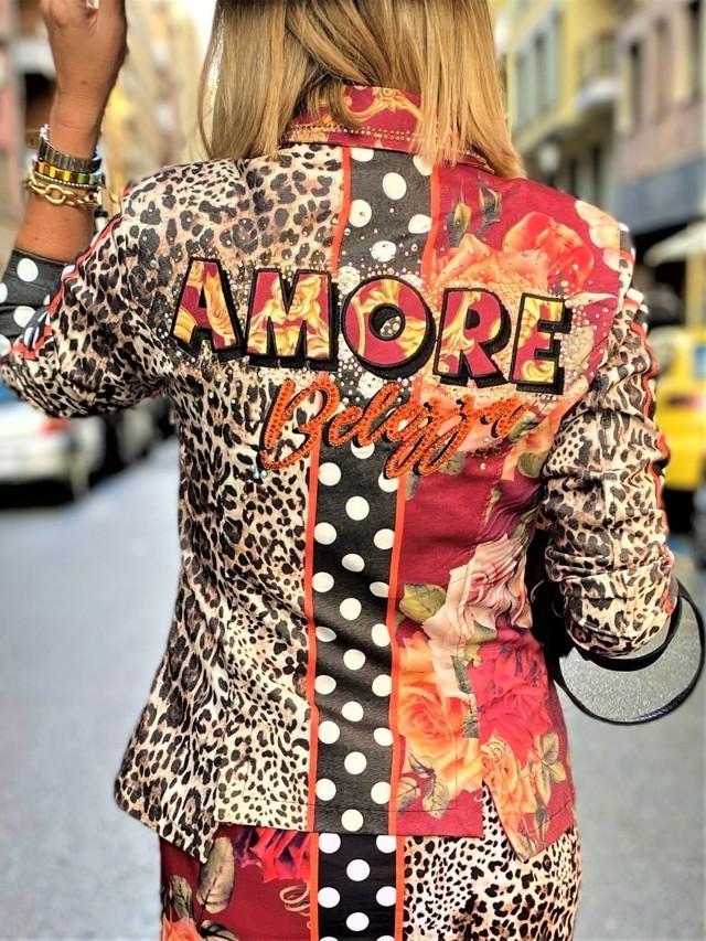 chaqueta lunares y leopardo nice istanbul tosnac.com