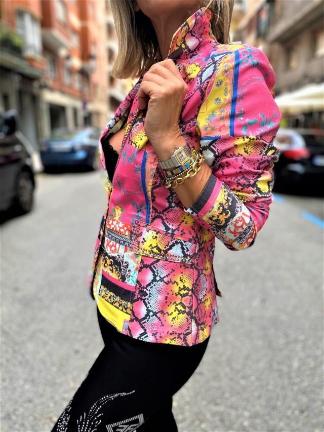 chaqueta piton fantasia nice istanbul tosnac.com