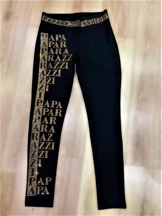 pantalon con letras paparazzi fashion tosnac.com