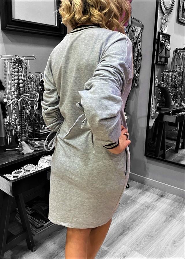 vestido calavera tatu