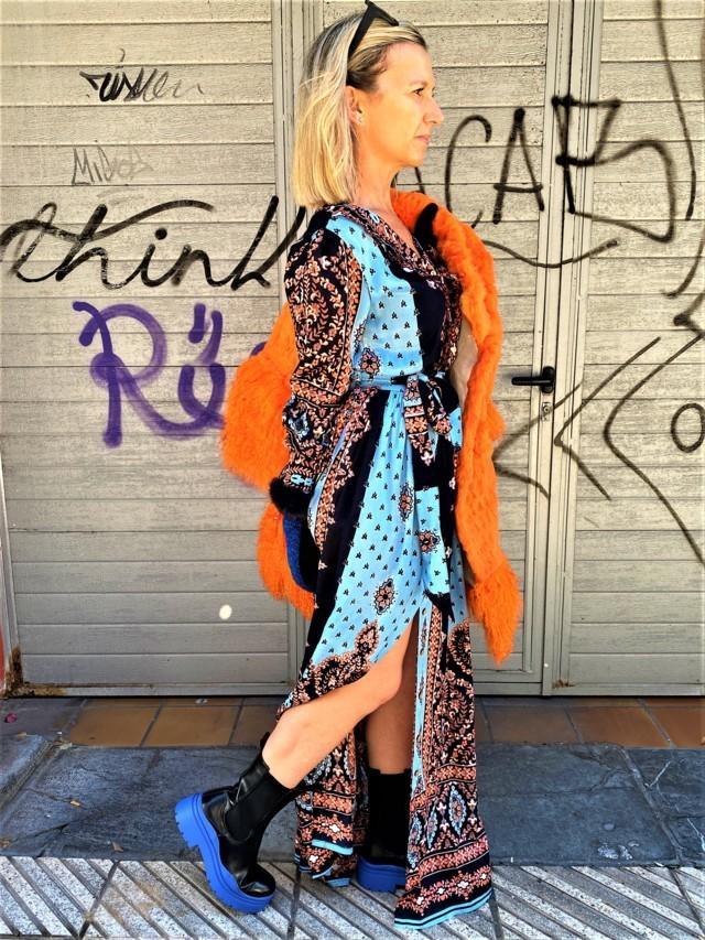 vestido largo glam tosnac.com