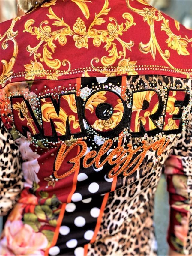 vestido lunares y leopardo nice istanbul tosnac.com