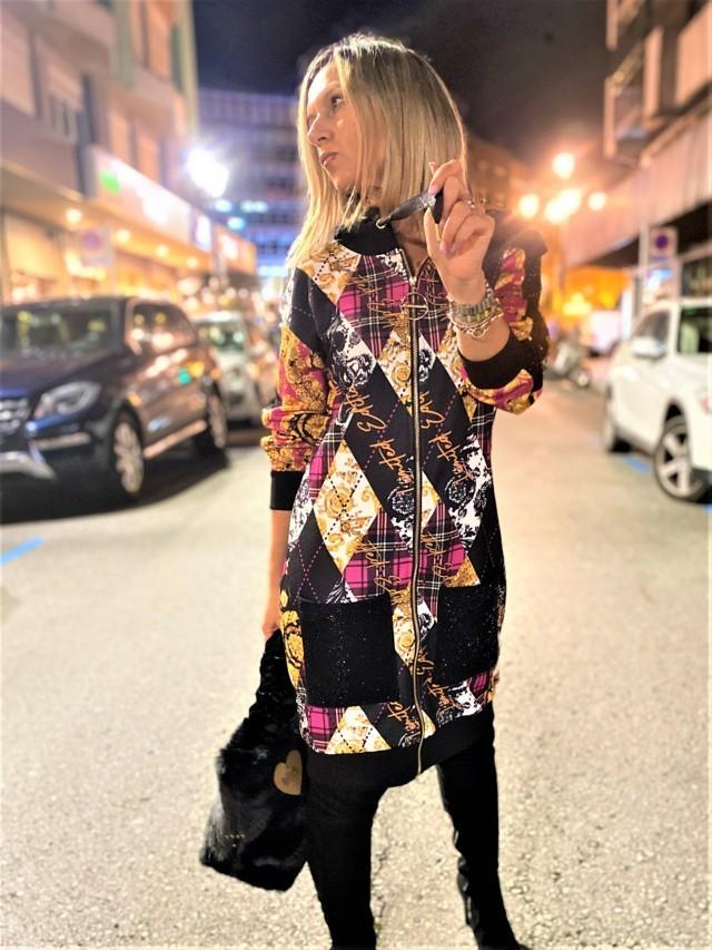 vestido patchwork nice istanbul tosnac.com