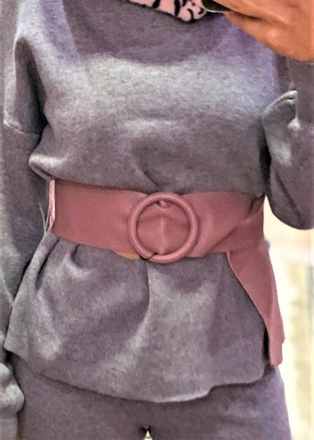 cinturon liso agatha tosnac.com