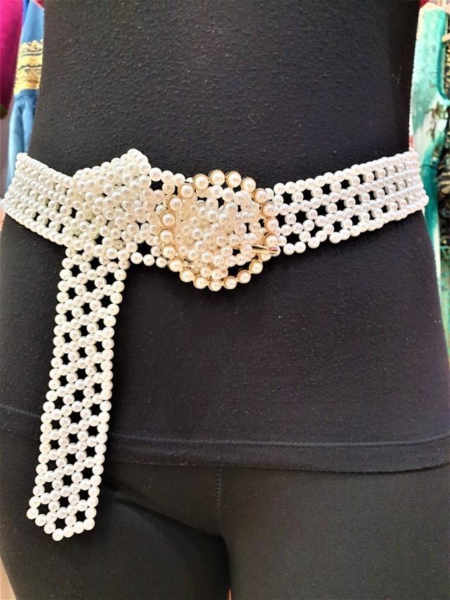 cinturon perlas cierre redondo tosnac.com