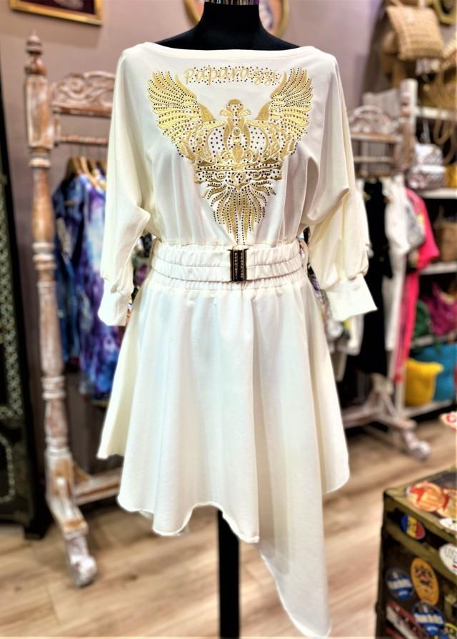 vestido fashion paparazzi