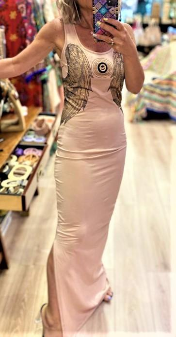 vestido largo volare tatu tosnac.com