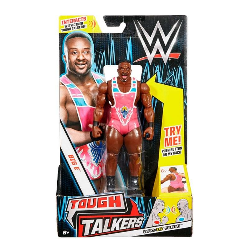 Tough Talkers BIG E WWE