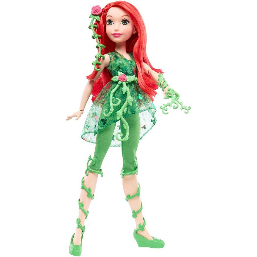 Poison Ivy de Dc Super Hero Girls