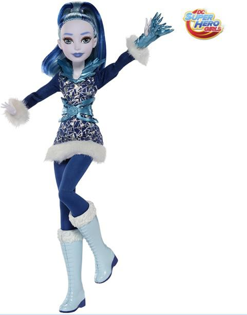 Frost de Dc Super Hero Girls