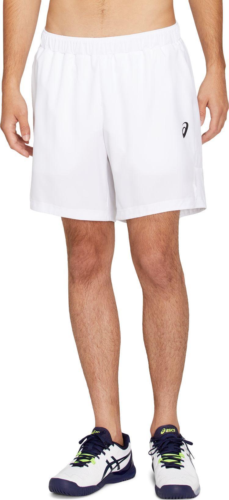 Pantalon Asics Club 7 blanco