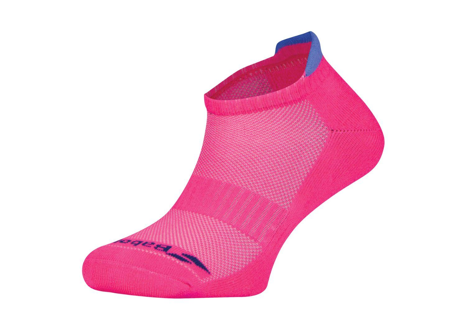 Calcetines Invisible Babolat rosa