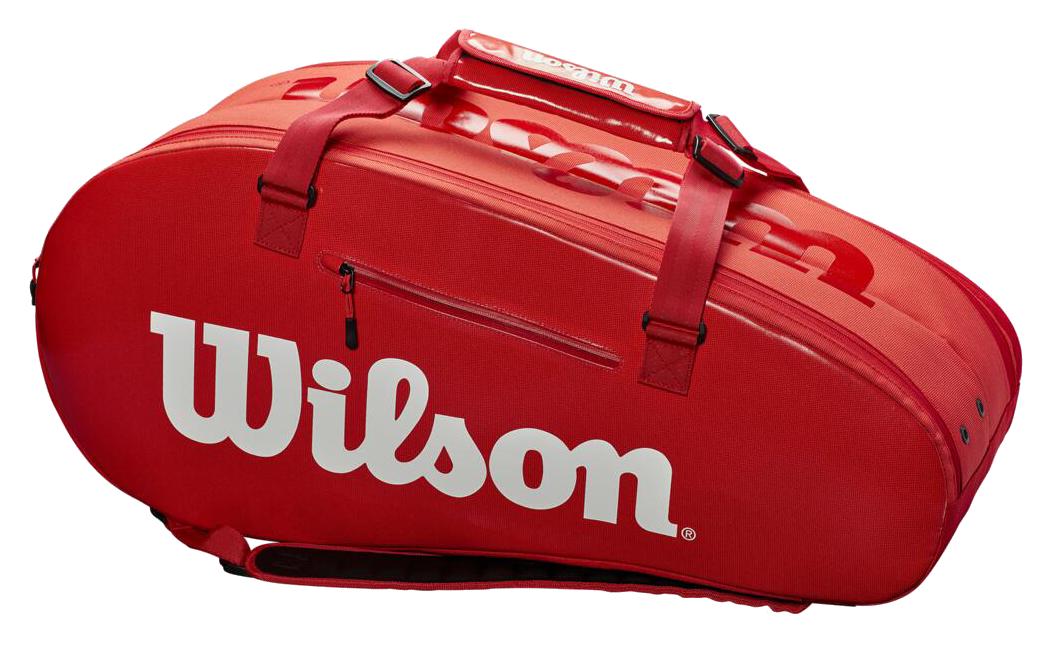 Raquetero Wilson Super Tour