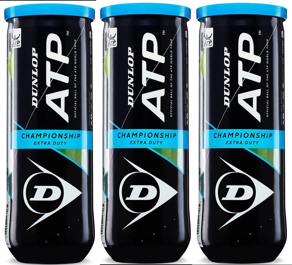 Cajon Bolas Dunlop ATP
