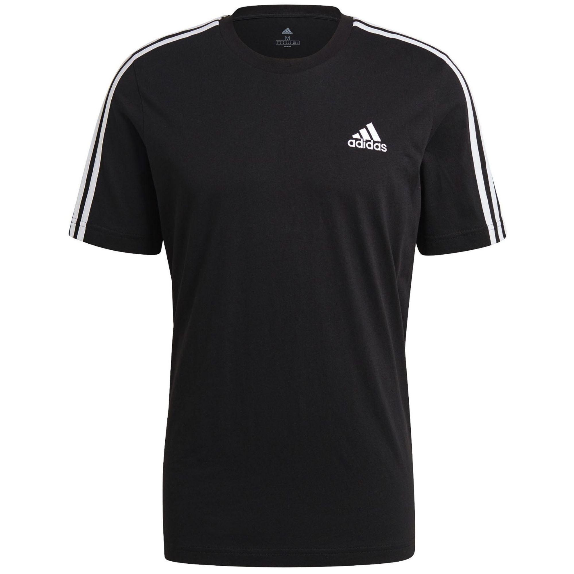 Camiseta ADIDAS NEGRA