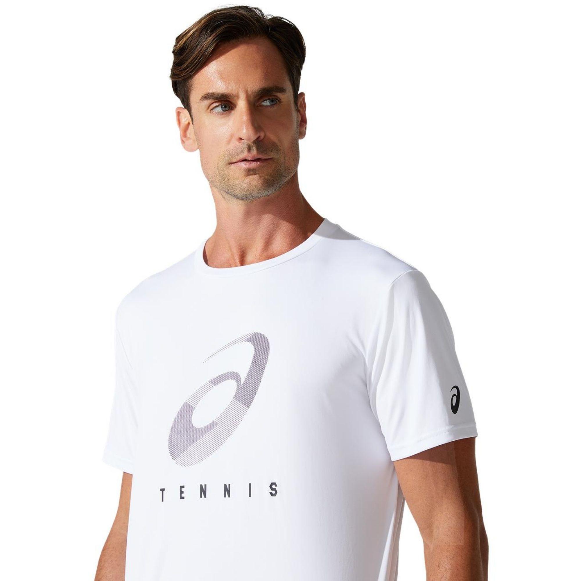 Camiseta ASICS COURT SPIRAL 2021