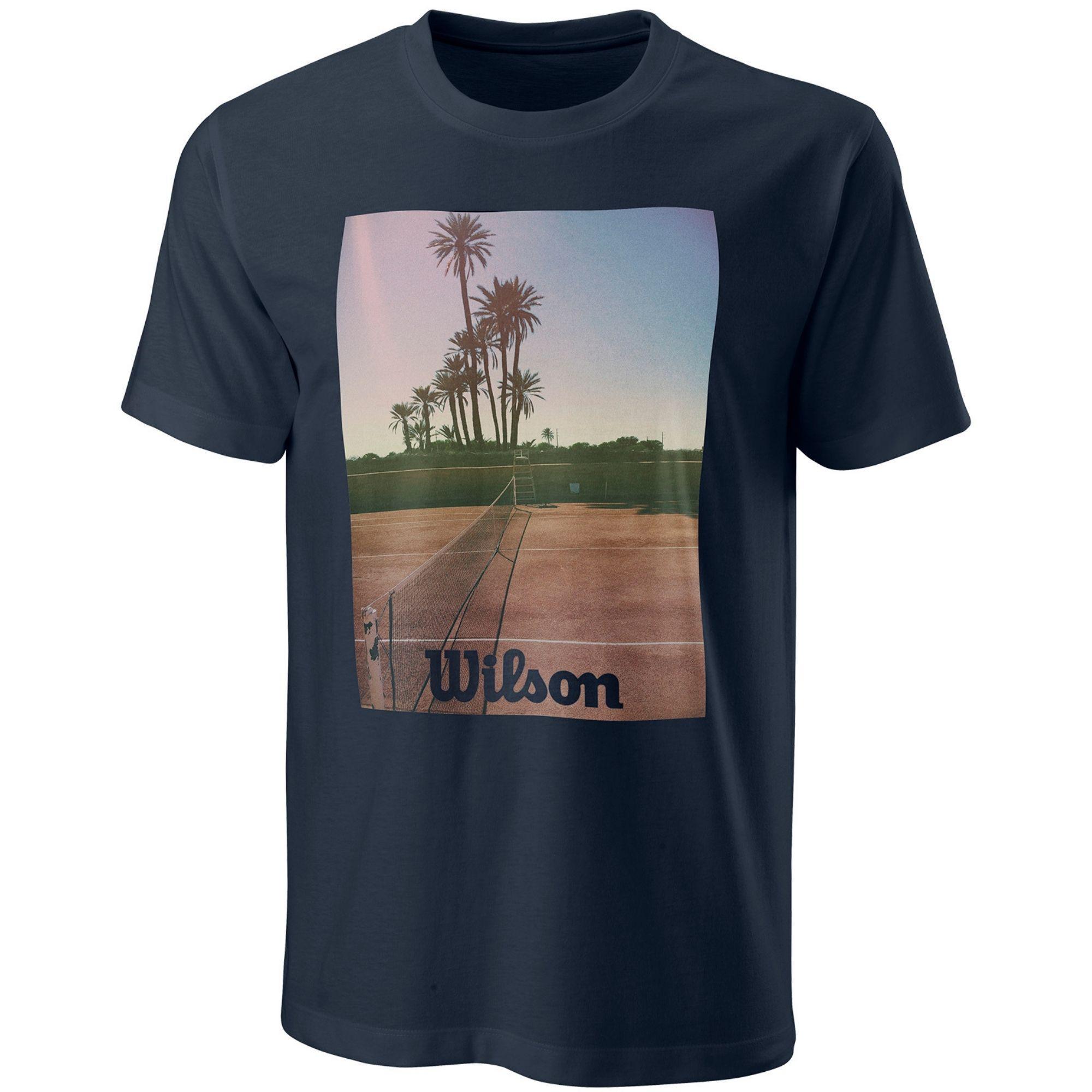 Camiseta WILSON SCENIC TECH
