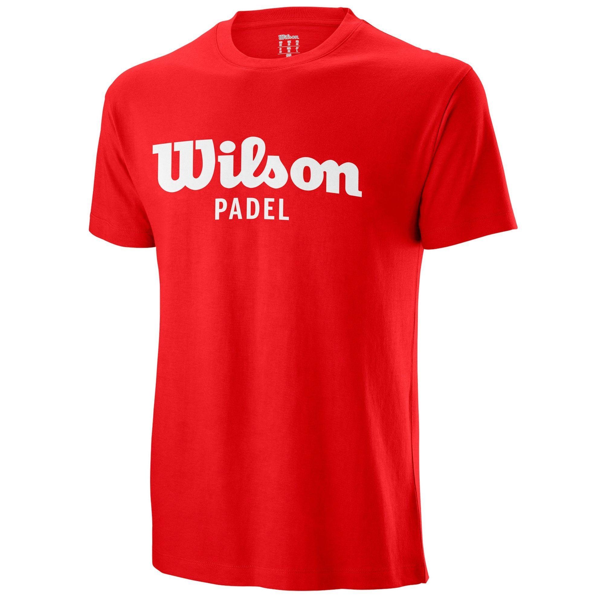Camiseta WILSON algodón