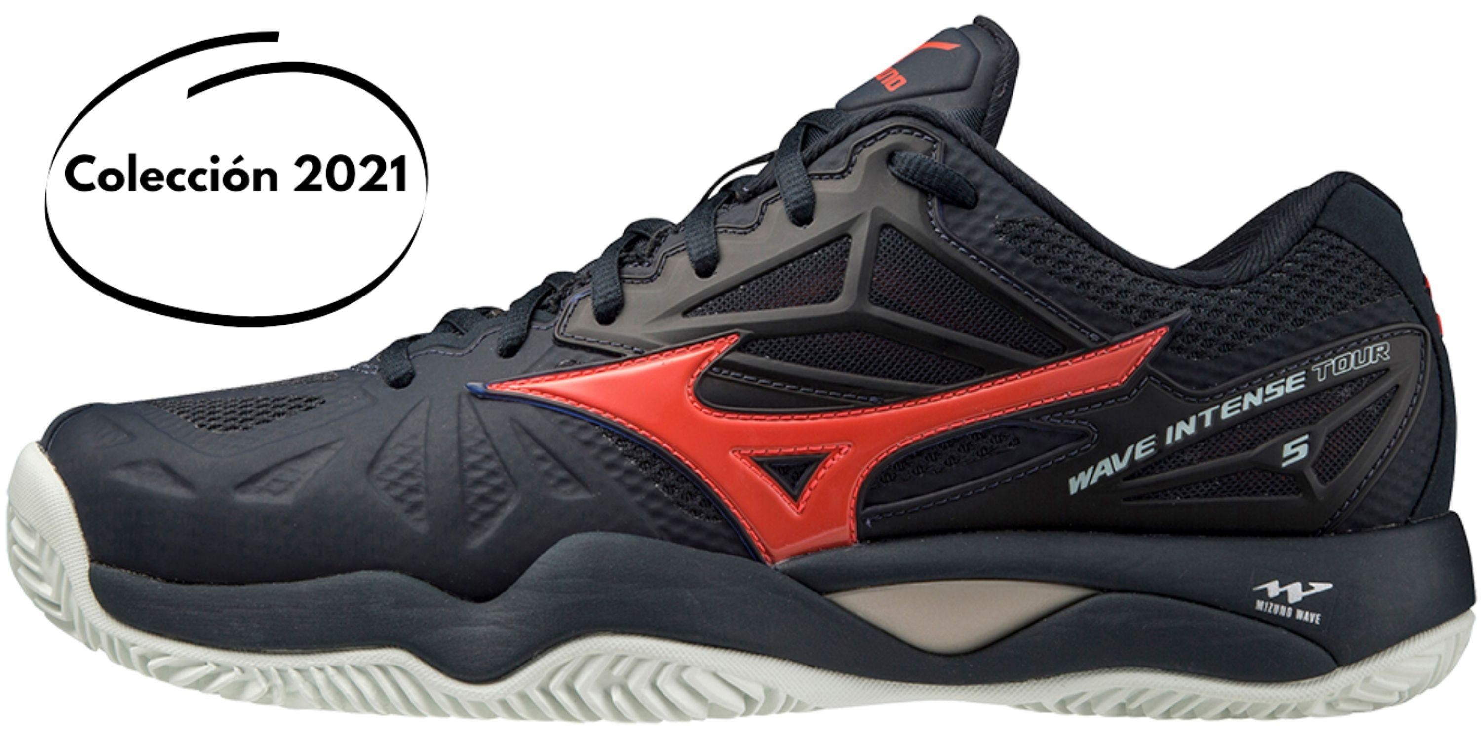 Zapatillas MIZUNO WAVE INTENSE TOUR